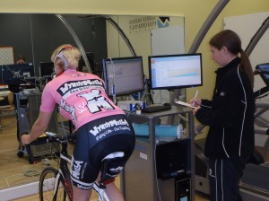 Performance Testing – A Vo2 Max test