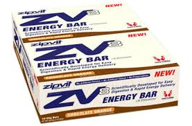 Zip Vit ZV9 Chocolate Coated Protein Bar