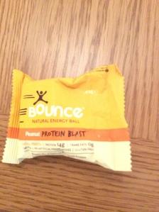 peanut bounce