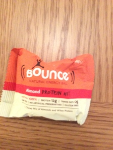Almond bounce