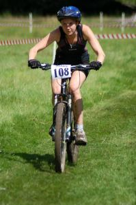 My first ever XC race 1