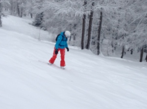 snowboarding sestriere