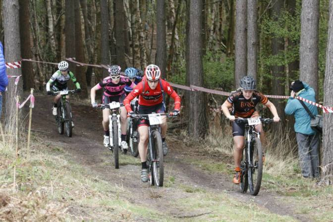 Southern Cross Country series round 2, Crow Hill