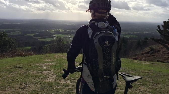 Training around Longmoor Ranges and Chapel Common