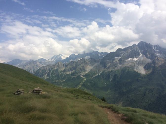 Day 5 – 3,000m of climbing